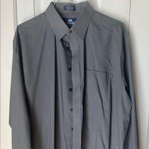 Stafford Button Up Dress Shirt.